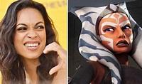 Lego Batman Rosario Dawson wants Star Wars role Ahsoka ...