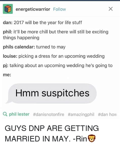 Be More Chill Memes - energeticwarrior follow dan 2017 will be the year for life stuff phil it ll be more chill but