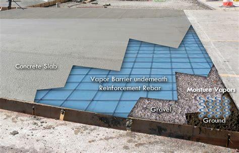 vapor barrier under carpet ? Floor Matttroy