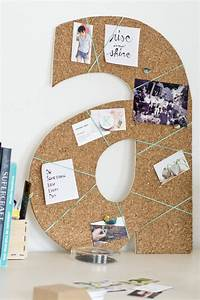 Pinnwand Selber Bauen : 1001 ideen wie sie eine pinnwand selber machen ~ Lizthompson.info Haus und Dekorationen