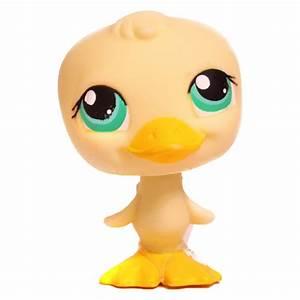 Littlest Pet Shop Pet Pairs Duck   199  Pet