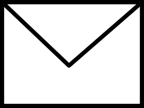 11577 letter and envelope clipart beautiful of envelope clipart black and white letter master