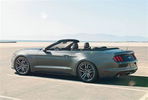 ford mustang cabriolet 2015 ford mustang convertible new details photos and