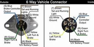Ford 6 Pin Trailer Wiring Diagram