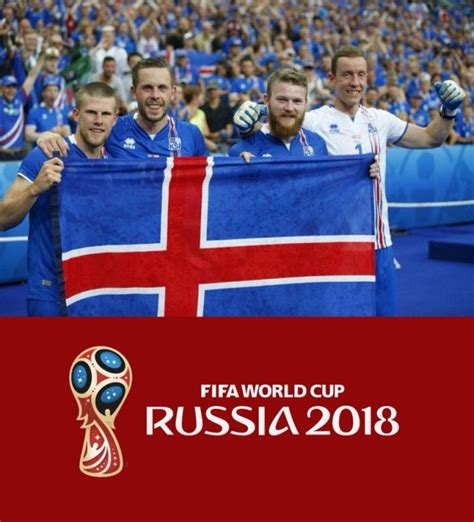 Iceland Qualifies For World Cup Icenews Daily News