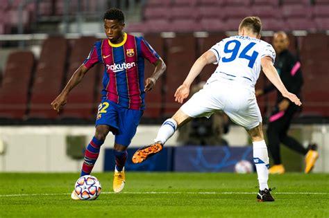 Barça : un absent de poids face au PSG - Sport.fr