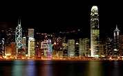 Hong Kong Victoria Harbour Wallpapers   HD Wallpapers   ID #6022