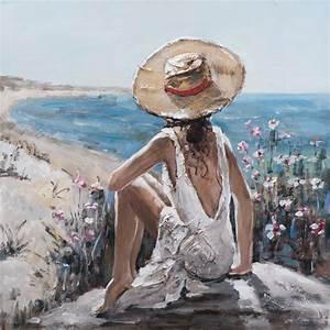 Tableau Peinture Sur Toile : peinture acrylique sur toile patron gratuit ~ Teatrodelosmanantiales.com Idées de Décoration