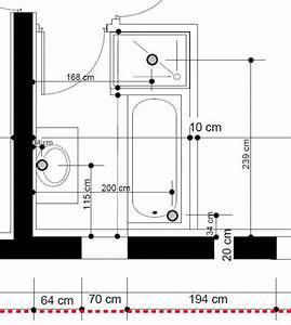Diametre Evacuation Baignoire : attente evacuation pour meuble suspendu 26 messages ~ Nature-et-papiers.com Idées de Décoration