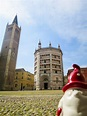 Parma and Baptistery of Parma - Italy - Start Escape!