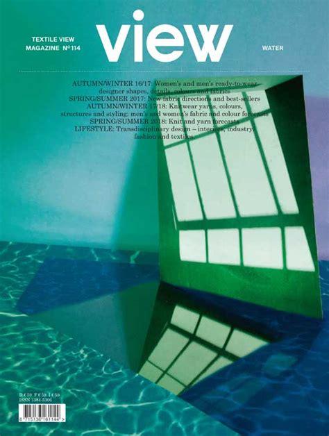 view textile magazine   modeinformation