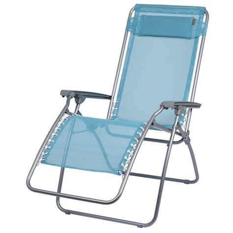 chaise de relaxation chaise longue de relaxation lafuma chaise idées de