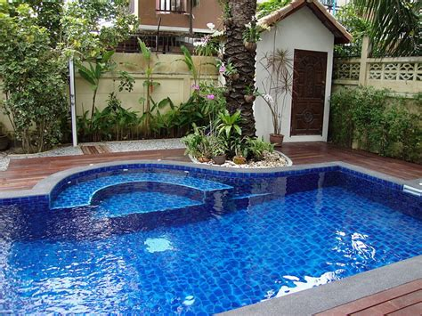 Relevant Information About Small Swimming Pools