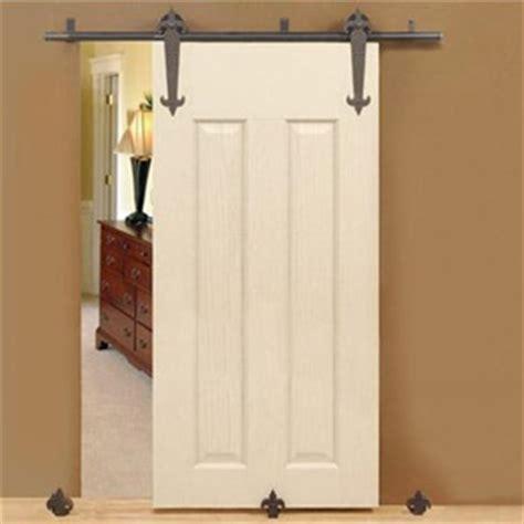 build an interior sliding barn door official of
