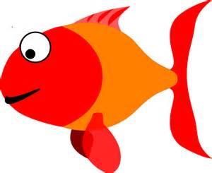 Happy Fish Clip Art