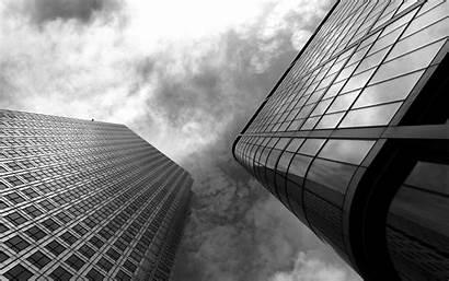 Skyscraper Building Monochrome Architecture Desktop Wallpapers Buildings