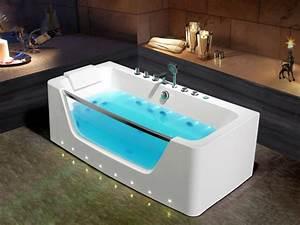 Baignoire Douche Balneo : baignoires baln o ~ Melissatoandfro.com Idées de Décoration