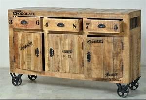 Möbel Im Industriedesign : sideboard industriedesign bestseller shop f r m bel und einrichtungen ~ Orissabook.com Haus und Dekorationen
