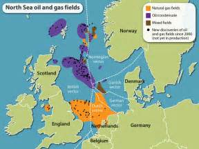 North Sea Oil Pictures