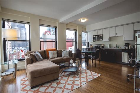 Compass Furnished Apartments In Boston, Ma