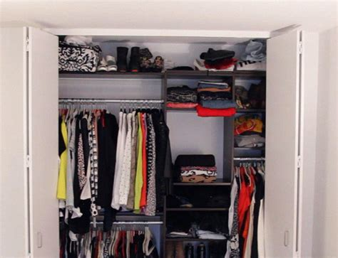 how to organize your closet in five simple steps
