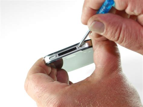 iphone 4 without sim card slot iphone 4s teardown shows siri s guts wired