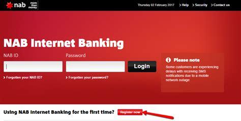 National Australia Bank Online Banking Login