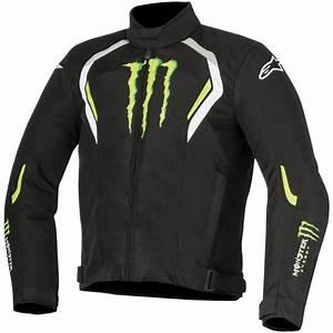 Blouson De Moto : blouson spirit waterproof monster energy alpinestars moto dafy moto blouson de moto ~ Medecine-chirurgie-esthetiques.com Avis de Voitures