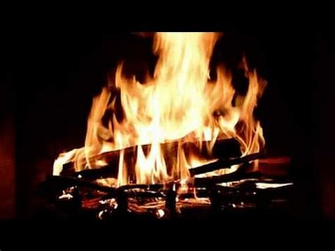 6 hours fullhd fireplace with wind and thun