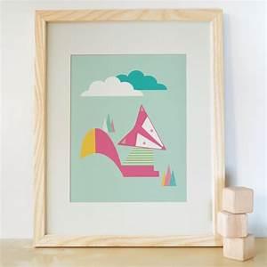 Tableau Deco Maison : tableau chambre b b 30 id es de d coration mignonne ~ Teatrodelosmanantiales.com Idées de Décoration