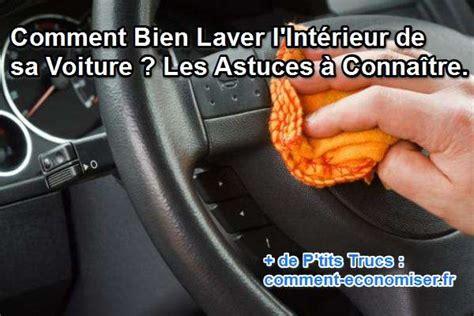 comment nettoyer siege voiture comment bien laver l 39 intérieur de sa voiture les astuces