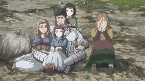 berserk  season  anime evo