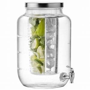 Getränkespender Glas Mit Zapfhahn : getr nkespender succo von leonardo ~ Markanthonyermac.com Haus und Dekorationen