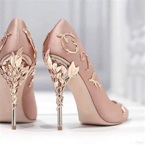 Wedding High Heels by 2017 New Arrival Silk Wedding Dress Shoes