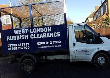 rubbish removal  hillingdon london uk top