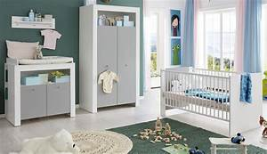 Babybett Komplett Mit Wickelkommode : babyzimmer wilson komplett set 3 teilig ~ Watch28wear.com Haus und Dekorationen