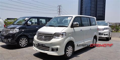 Apv Luxury by Jajal Jalan Mundur Suzuki New Apv Luxury Kompas
