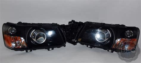subaru forester hid projector retrofit headlights ds