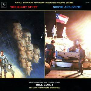 RE-RECORDINGS | #3 THE RIGHT STUFF/NORTH AND SOUTH ...
