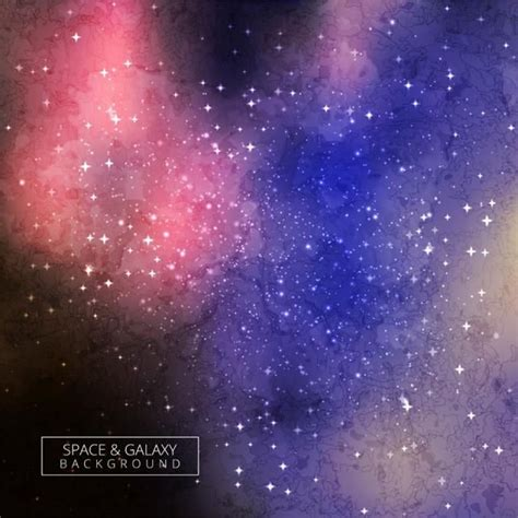 cosmic galaxy colorful background  nebula stardust