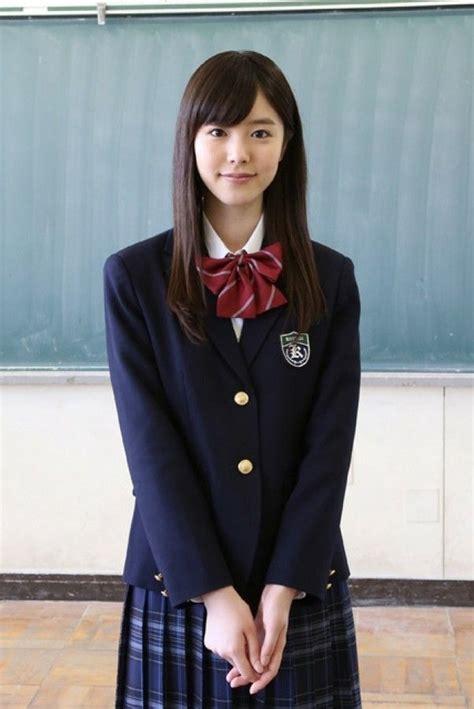 japanese school uniforms pretty  plaids  pinterest