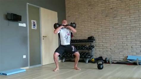 complex kettlebell double
