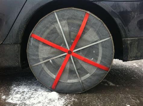 pneus neige cha 238 nes chaussettes pour voiture travelski