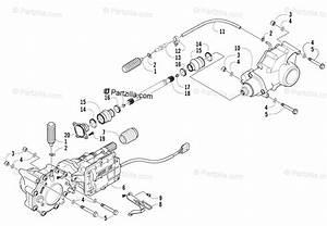 Arctic Cat Atv 2005 Oem Parts Diagram For Drive Train