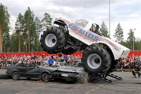 monster truck stunt monster truck stunts image search results