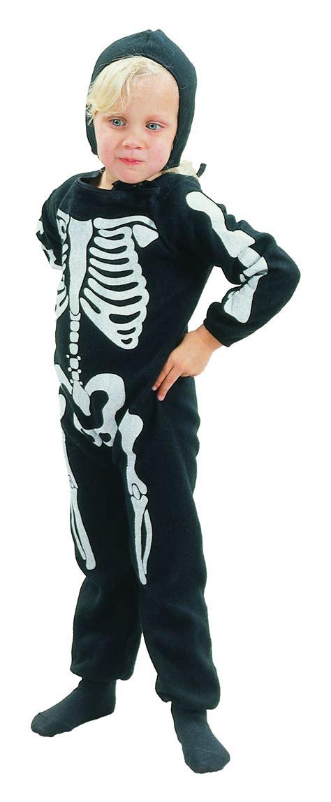 skeleton boy toddler costume kids fancy dress character fancy dress