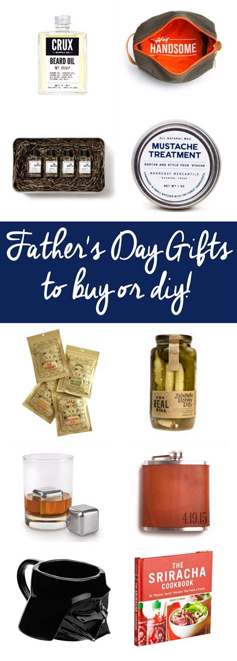 day gifts 50 father s day gifts you can buy or diy soap deli news