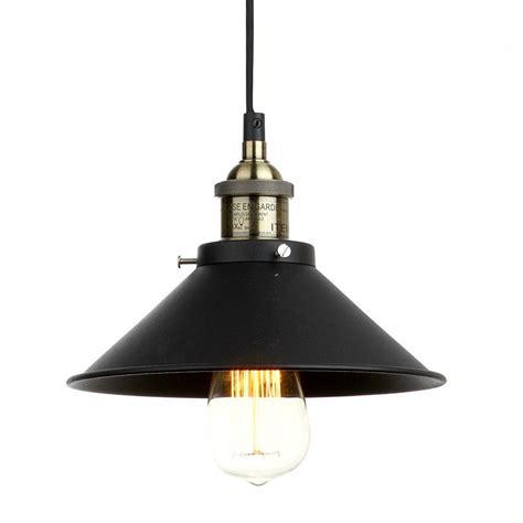 vintage pendant lights for kitchens vintage industrial lighting iron 1 light pendant american