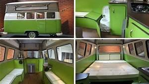 Aménagement Intérieur Caravane : j 39 aime cette photo sur et vous caravane pinterest caravane combi et voiture ~ Nature-et-papiers.com Idées de Décoration