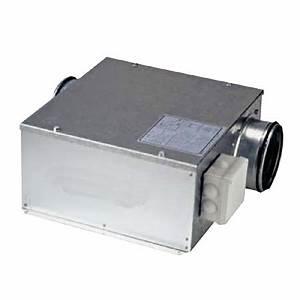 Caisson Plat Amplifié : caisson extraction et insufflation extra plat 500 m3 h unelv ~ Nature-et-papiers.com Idées de Décoration